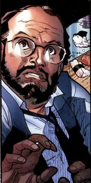 Ernie (Earth-1610) Ultimate Spider-Man Vol 1 115