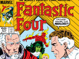 Fantastic Four Vol 1 273