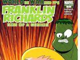 Franklin Richards: WORLD be WARned Vol 1 1