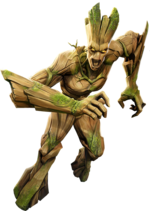 Groot (Earth-TRN789) from Marvel Super War