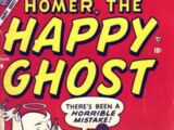 Homer, the Happy Ghost Vol 1