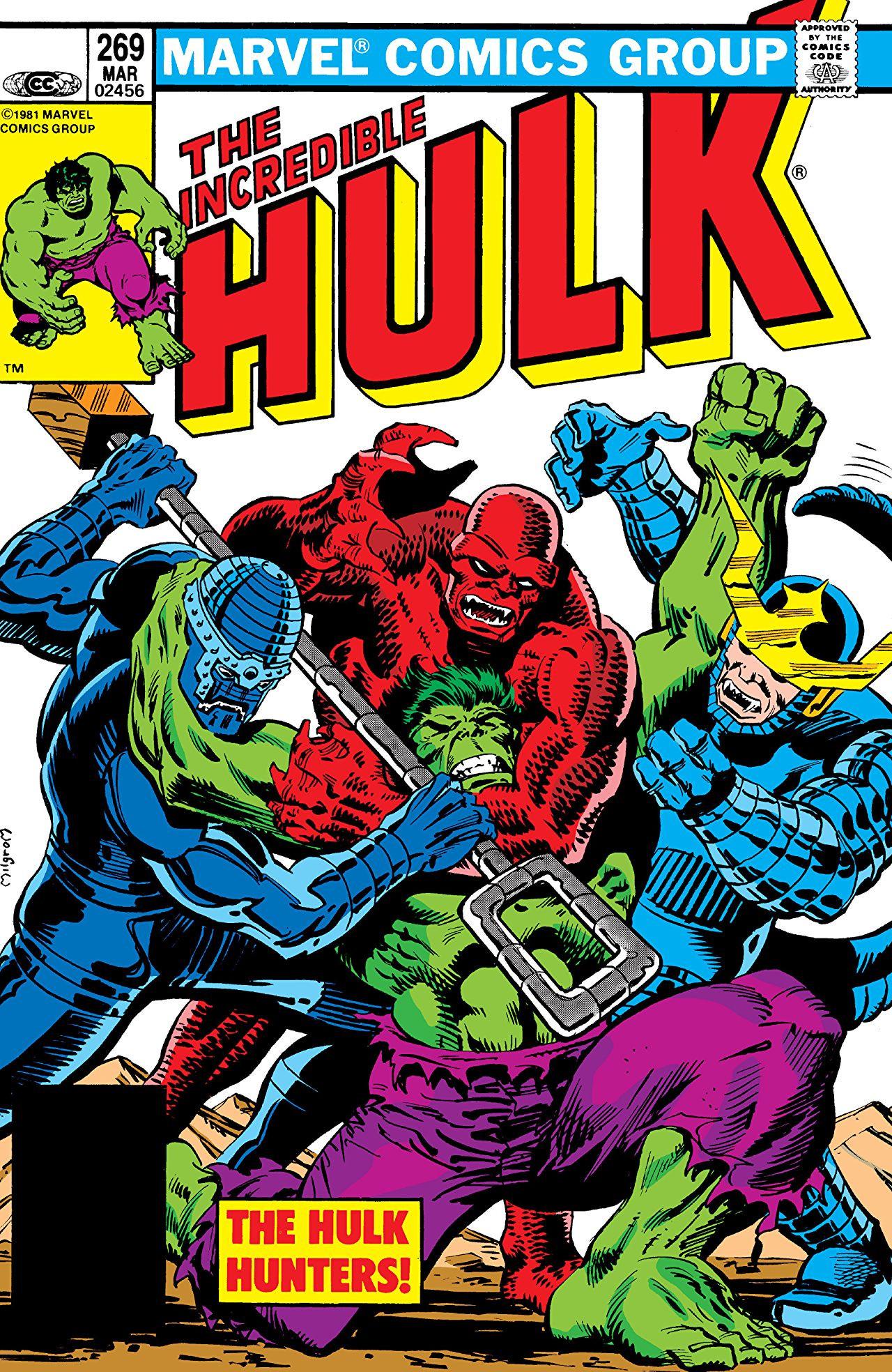 Incredible Hulk Vol 1 269
