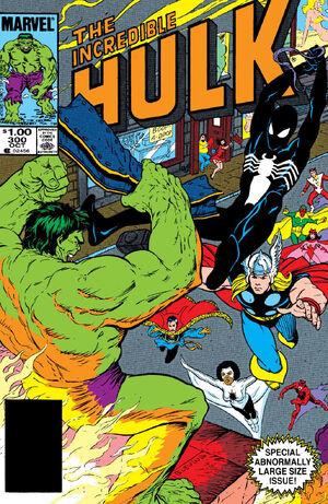 Incredible Hulk Vol 1 300