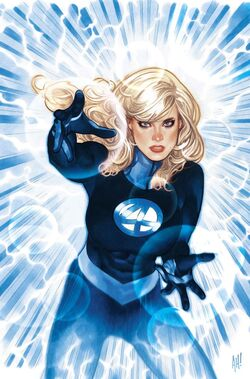 Invisible Woman Vol 1 1 Textless