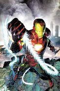 Iron Man vs. Whiplash Vol 1 4 Textless