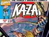 Ka-Zar Vol 3 4