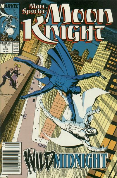 Image result for marc spector moon knight 4