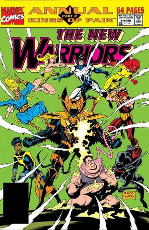 New Warriors Annual Vol 1 1