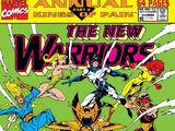 New Warriors Annual Vol 1