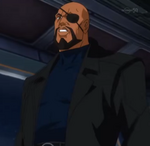 Nicholas Fury (Earth-14042) from Marvel Disk Wars The Avengers Season 1 2 001