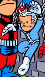 Pietro Maximoff (Earth-99062) from Marvel Assistant-Sized Spectacular Vol 1 1 001