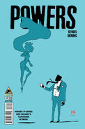 Powers Vol 3 6 Mack Variant