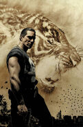 Punisher The Tyger Vol 1 1 Textless