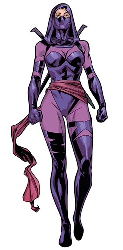 Revanche (Kwannon) (Earth-616) from Uncanny X-Men Vol 5 17 001