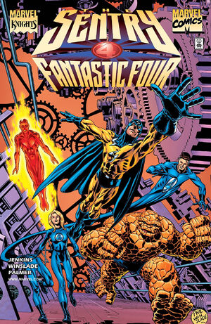 Sentry Fantastic Four Vol 1 1