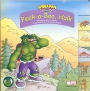 Spider-Man & Friends Peek-a-Boo, Hulk Vol 1 1 0001