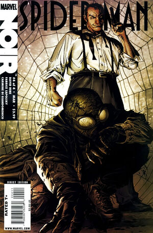 Spider-Man Noir Vol 1 4