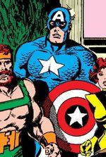 Steven Rogers (Earth-267) from Avengers Vol 1 267 001