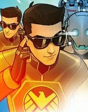 Strategic Homeland Intervention, Enforcement and Logistics Division (Earth-TRN562) from Marvel Avengers Academy 001