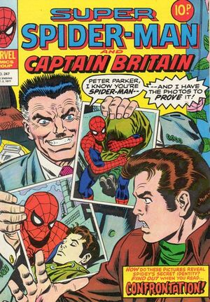 Super Spider-Man & Captain Britain Vol 1 247