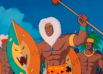 T'Chaka (Earth-534834) from Fantastic Four (1994 animated series) Season 2 7 0001