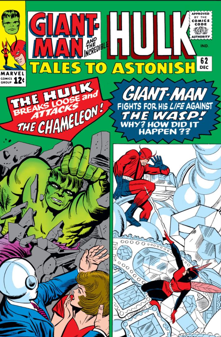 Tales to Astonish Vol 1 62