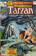Tarzan Annual Vol 1 2
