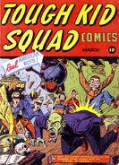 Tough Kid Squad Comics Vol 1 1