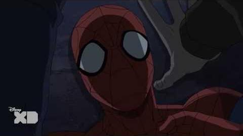 Ultimate Spider-Man - Burrito Run - Official Disney XD UK HD