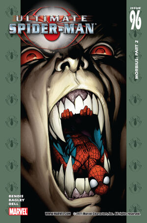 Ultimate Spider-Man Vol 1 96