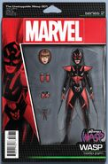 Unstoppable Wasp Vol 1 1 Action Figure Variant