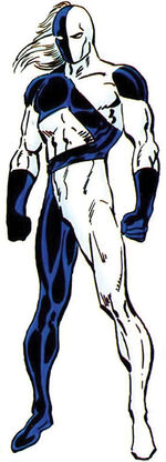 Willem Vincent (Earth-616) from Gamer's Handbook of the Marvel Universe Vol 5 001