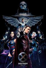 X-Men Apocalypse Poster 004