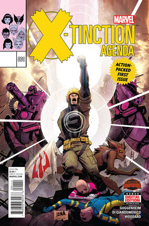 X-Tinction Agenda Vol 1 1