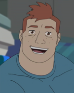 Aleksei Sytsevich (Earth-17628) from Marvel's Spider-Man (animated series) Season 1 5 001