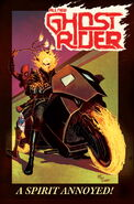 All-New Ghost Rider Vol 1 8 Deadpool 75th Anniversary Variant Textless