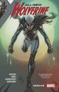 All-New Wolverine TPB Vol 1 4 Immune