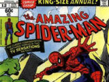 Amazing Spider-Man Annual Vol 1 12