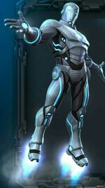 Anthony Stark (Superior Iron Man) (Earth-TRN517) from Marvel Contest of Champions 001