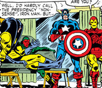 Avengers (Earth-81426) from What If? Vol 1 26 0001