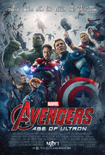 Avengers Age of Ultron poster 001