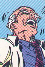 Beekman (Earth-616) from Spider-Man Unlimited Vol 1 6 001