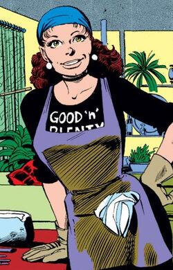 Bernadette Rosenthal (Earth-616) from Captain America Vol 1 252 0001