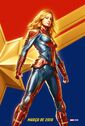 Captain Marvel (film) poster 003