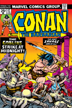 Conan the Barbarian Vol 1 47