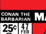Conan the Barbarian Vol 1 47