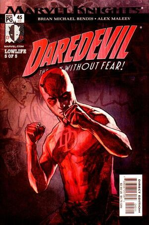 Daredevil Vol 2 45
