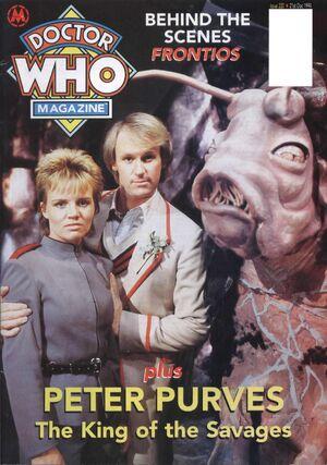 Doctor Who Magazine Vol 1 220
