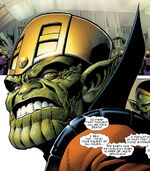 Dorrek VII (Earth-616) from New Avengers Illuminati Vol 2 1 001