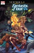 Fantastic Four The Prodigal Sun Vol 1 1
